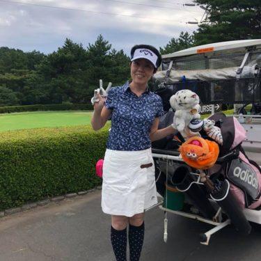 熱海でゴルフ