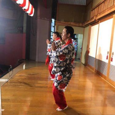 住吉踊り2日目